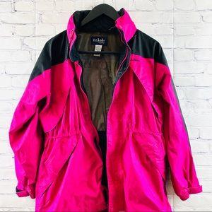 L.L.Bean winter coat shell